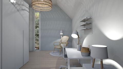 slaapkamer Emma - by Estherembosch