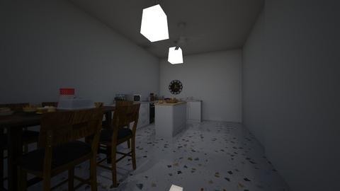 kitchen - Kitchen  - by Burcu Olgun