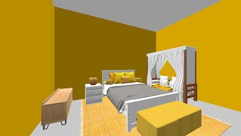Daisy - Modern - Bedroom  - by emily3335553