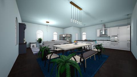 house - Modern - by finsfurball