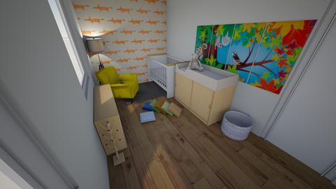 kidsroom2 - Kids room  - by bazed