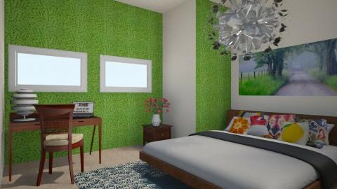 02 - Bedroom - by Krisssukas