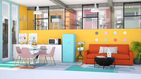 Playful Office - by Aymee Estrella
