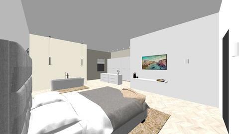 Bedroom parents - Bedroom - by Lovv Interior