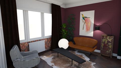 berchem - Living room - by KanitaM