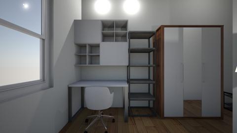 hostel1 - Bathroom  - by idontknowme