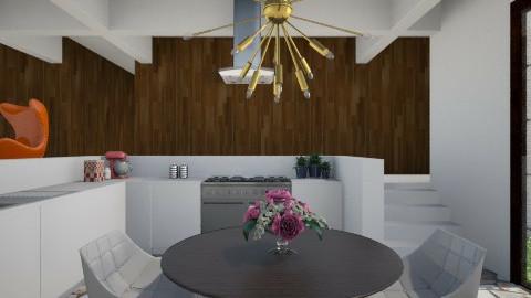 Leveling - Modern - Kitchen  - by 3rdfloor
