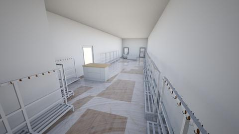 ruang gaun - Minimal - by hanzrulz2
