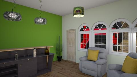 daz p living room - Living room  - by daz p