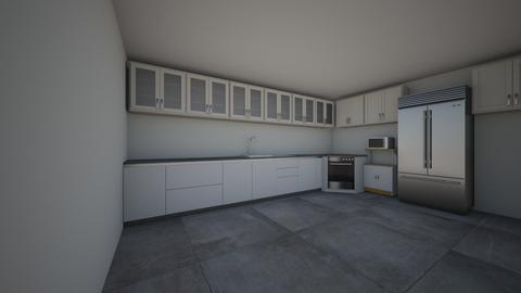 Dream Kitchen - Kitchen  - by justin teufel
