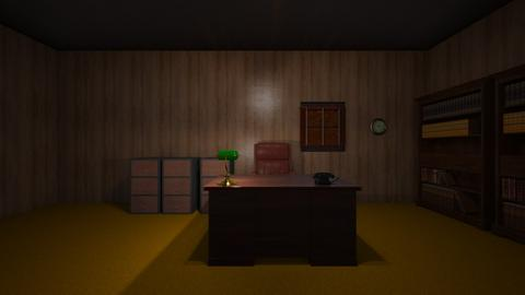 Managers Office - Office  - by WestVirginiaRebel