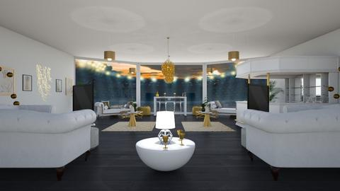 Luxurious Skybox - by CinnamonGirly