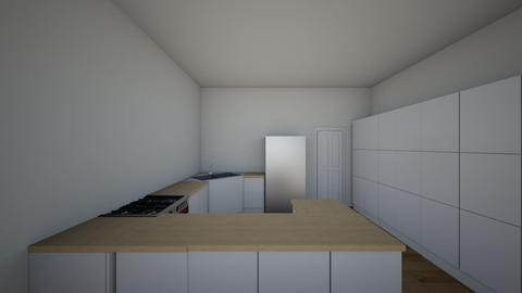 redroom Jun1 - Kitchen - by sabrinan