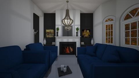 Modern living room - Modern - Living room  - by Adil Virani