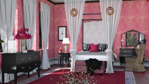M_ Bombay - Bedroom  - by milyca8
