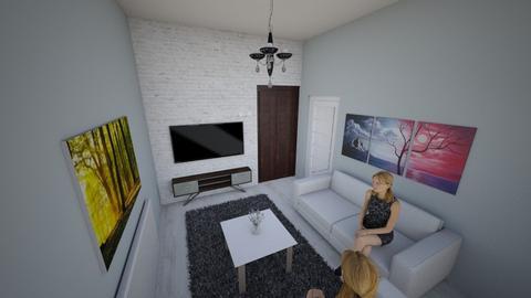 tgbrtgb - Living room  - by filozof