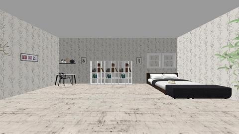 My bedroom - Bedroom  - by Vanillije12345678910