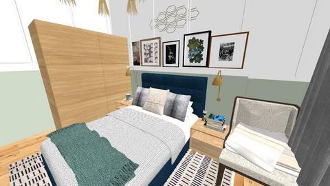 DORMITORIO2 - Eclectic - Bedroom  - by poslita