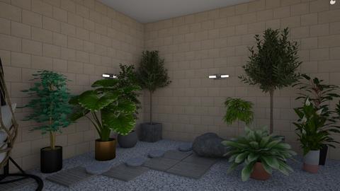 PRUEBA 2 - Garden  - by Angiemu