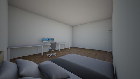 my bedroom - Bedroom  - by JokiBokiD