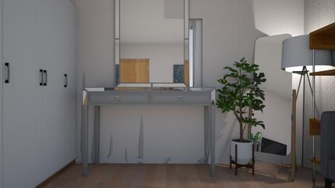 my room 2 - Modern - Bedroom - by HAMS2030