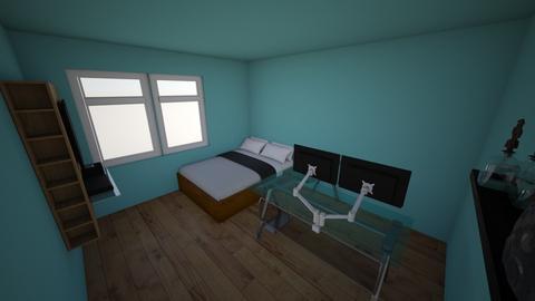 room - Bedroom  - by lucianomalacria