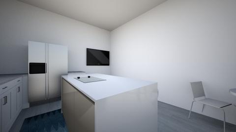 kitchen 2 - Modern - Kitchen  - by TheKalaniPlays