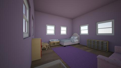 kids room - Kids room - by savage_cute1