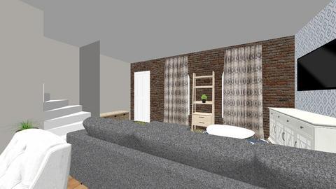 primer piso - Living room - by willyt751