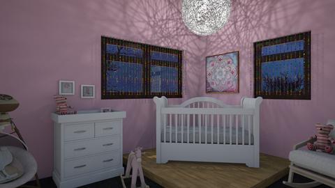 Pink Nursery - Kids room  - by briellej81