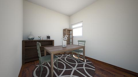 College Apart Dining Room - Kitchen - by kaitbaby22