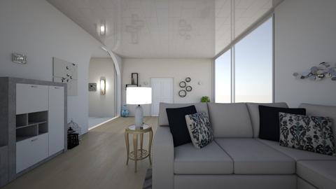 house l4 - Living room  - by nikolinajadanic