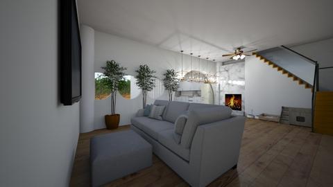 the leons living room - Living room  - by DelilahRose04