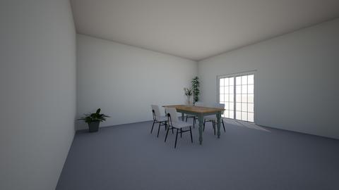 dinning room - by xomq_itzEmilyyx