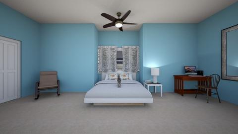 gest bedroom - Modern - Bedroom  - by coco fox