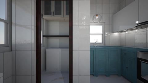 keenam kitchen - Kitchen - by jfx