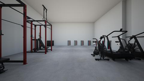 Whole Gym - by rogue_f195c18bda8a53aeb23eb184e2816