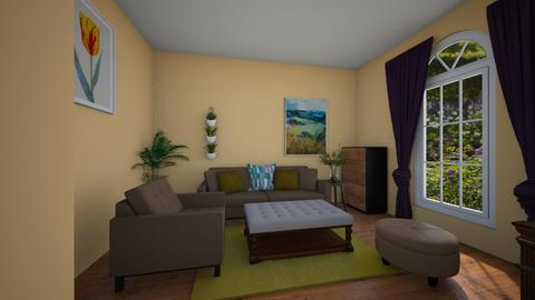 Classical living room - Classic - Living room  - by MiDesign