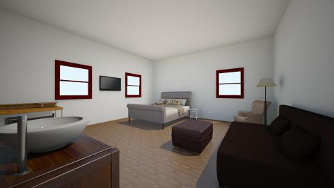 C03 - Rustic - Bedroom  - by marecekaklarka