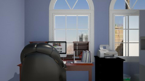 Home Office  - Classic - Office  - by CeeCee_
