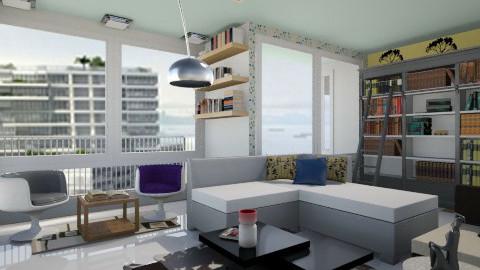Singapore living  - Modern - Living room  - by aarish khan