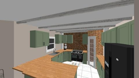 kitchen - Kitchen  - by ShannonLeahy