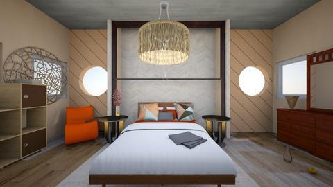 georgia - Bedroom  - by zschmitt