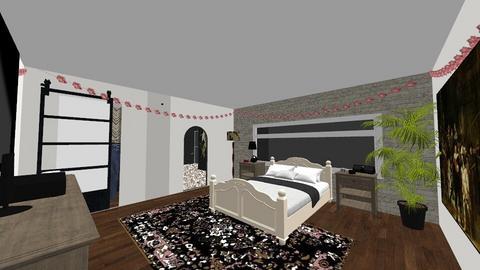 Chloe Cruz  - Bedroom  - by DCHSWheeler