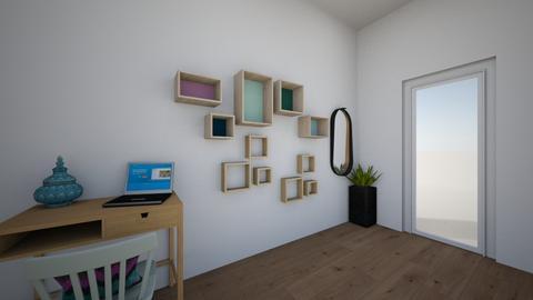 hodnik - Office - by ivoryblu
