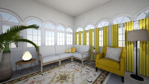 Pineapple Room - Living room  - by sdiers22