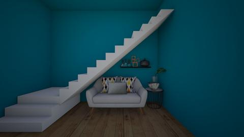 Under the Stairs Hideaway - Modern - by runner121