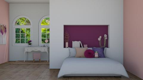 Sugar and Spice - Bedroom  - by chocolatedonut71