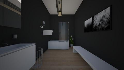 shitty - Modern - Bedroom  - by lollieiie