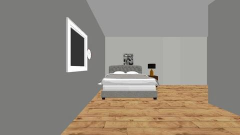 Maths Bedroom Design - Bedroom - by FINY_ROB